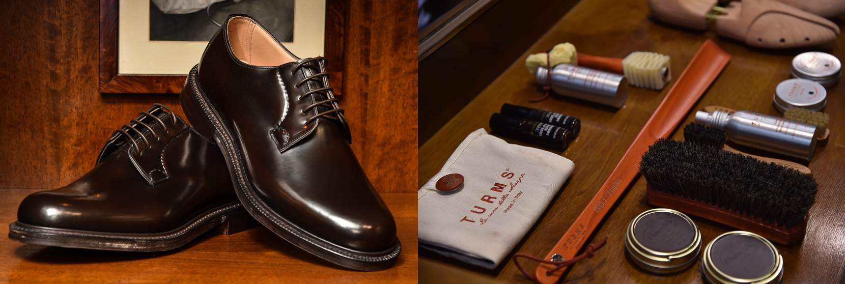"regali di Natale per lui - scarpe Shannon"" di Church's e William di John Lobb"