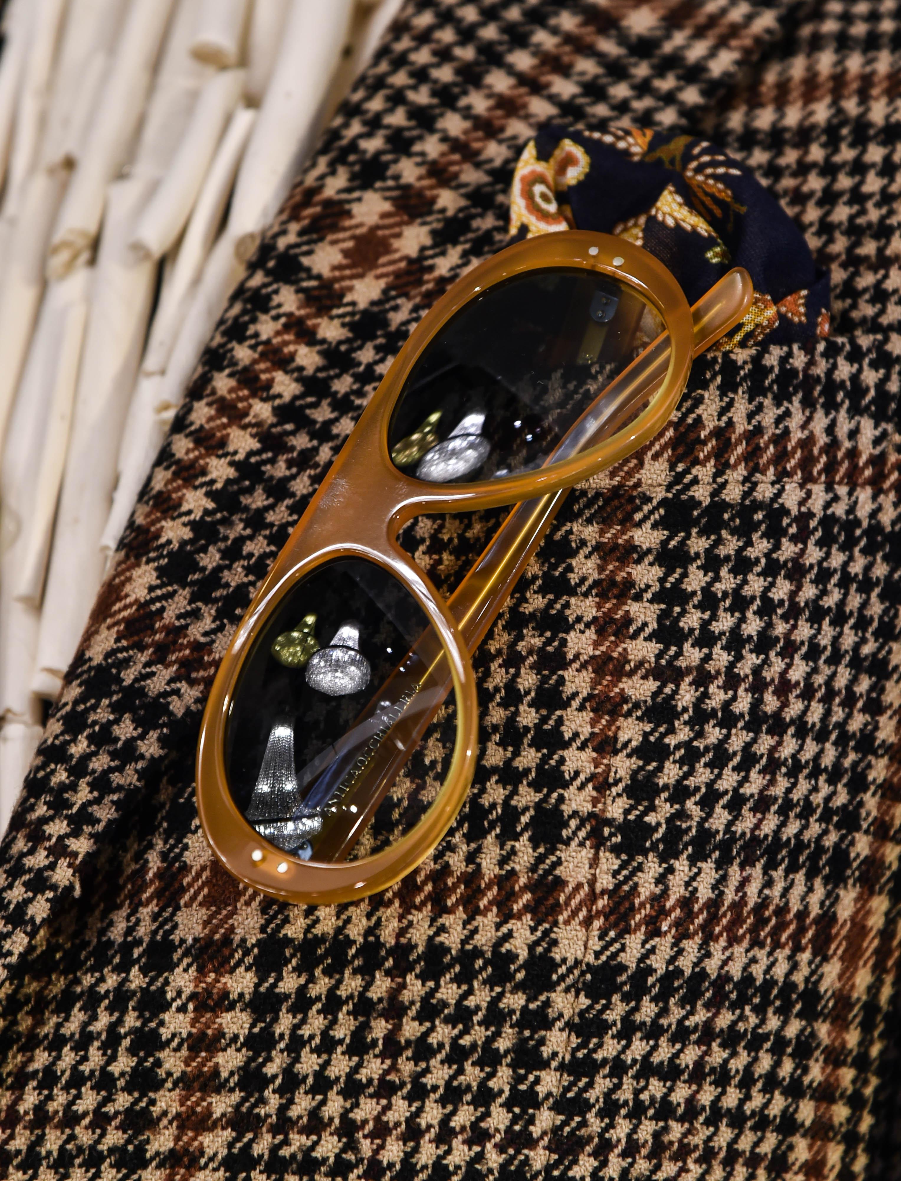 regali di Natale per lui - occhiali marcello Mastroianni Antica Occhialeria