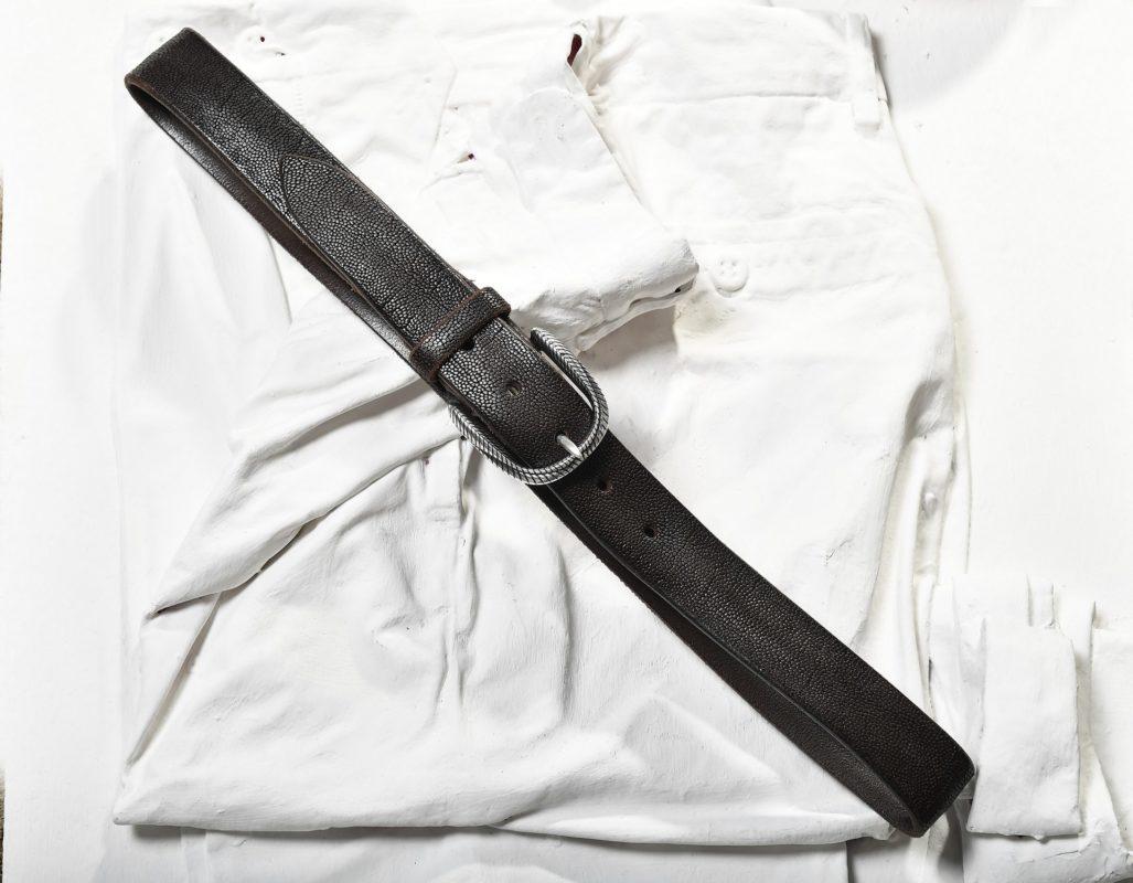 Cintura vitello spazzolato Orciani