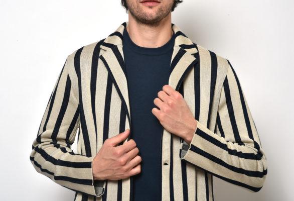 giacca uomo t-shirt|Connery James Bond|giacca maglia uomo con t-shirt|newman con abito e polo