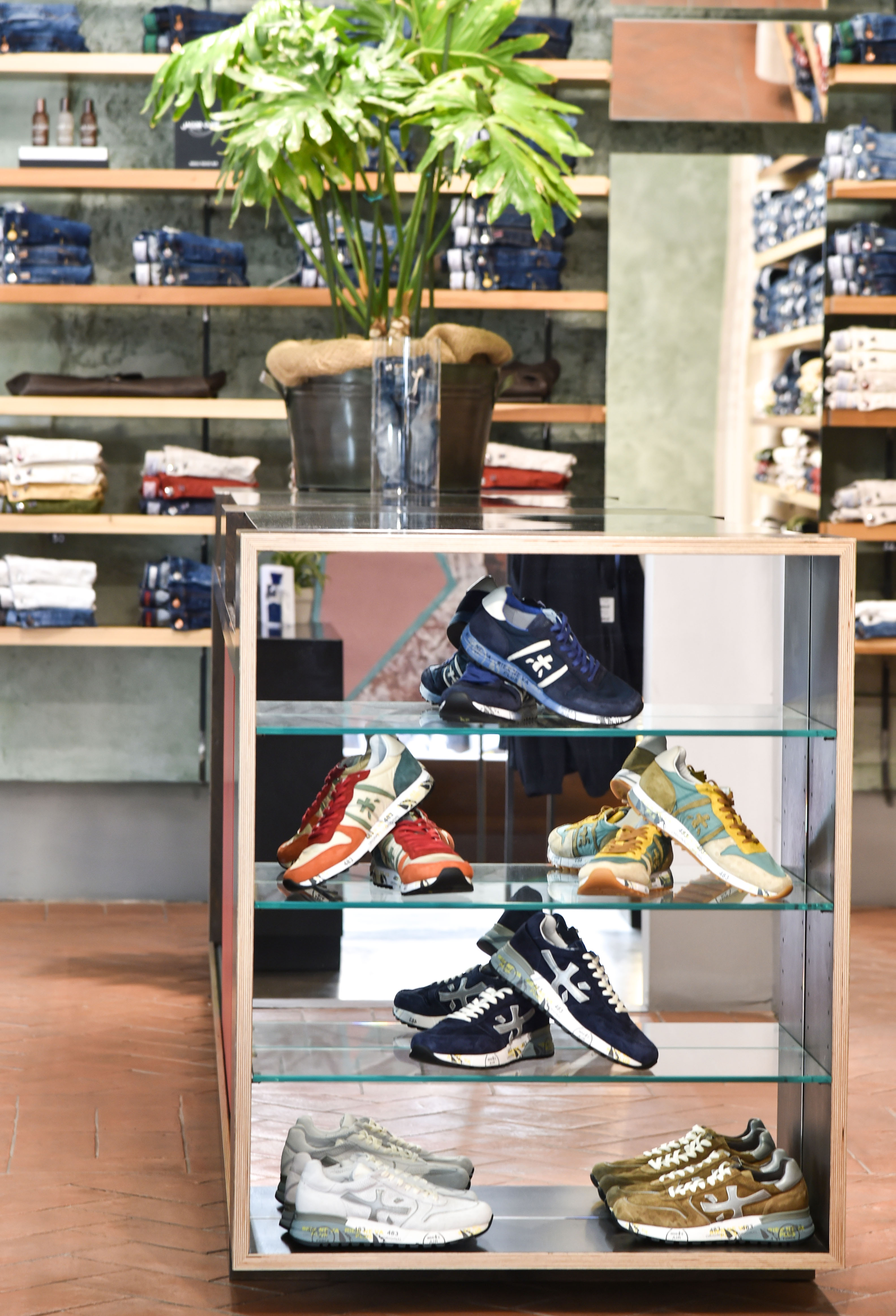 sneakers uomo premiata