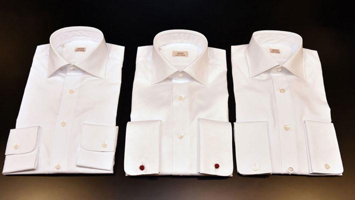 camicie bianche da sposo|||