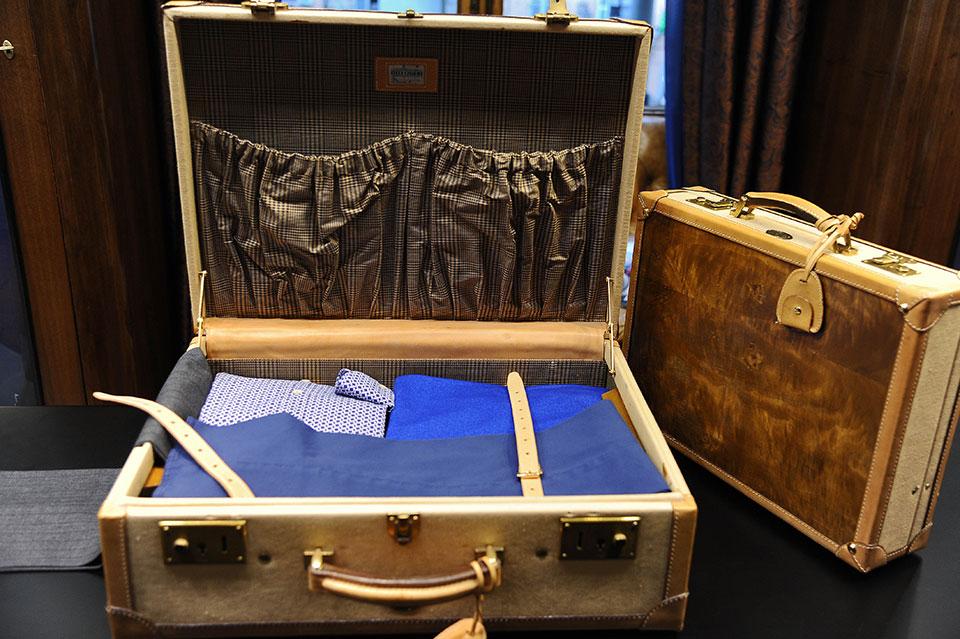 trucchi per fare la fare la valigia uomo
