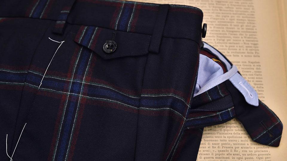 pantaloni uomo autunno inverno 2017 2018 preppy style