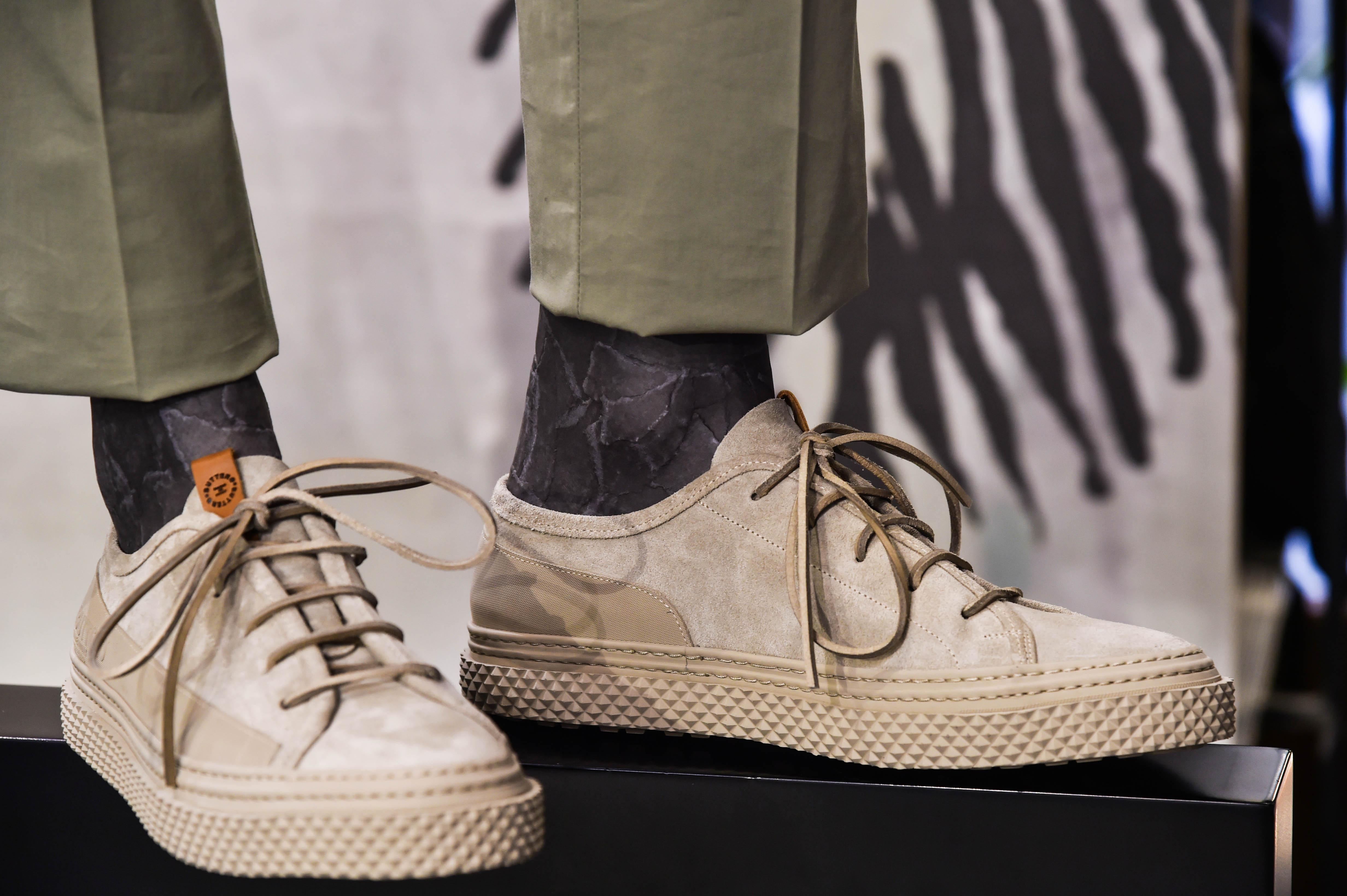 scarpe ginnastica uomo buttero