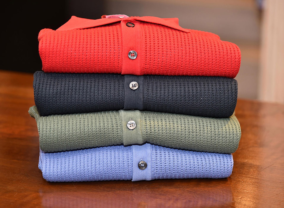 polo colorate Downshifting