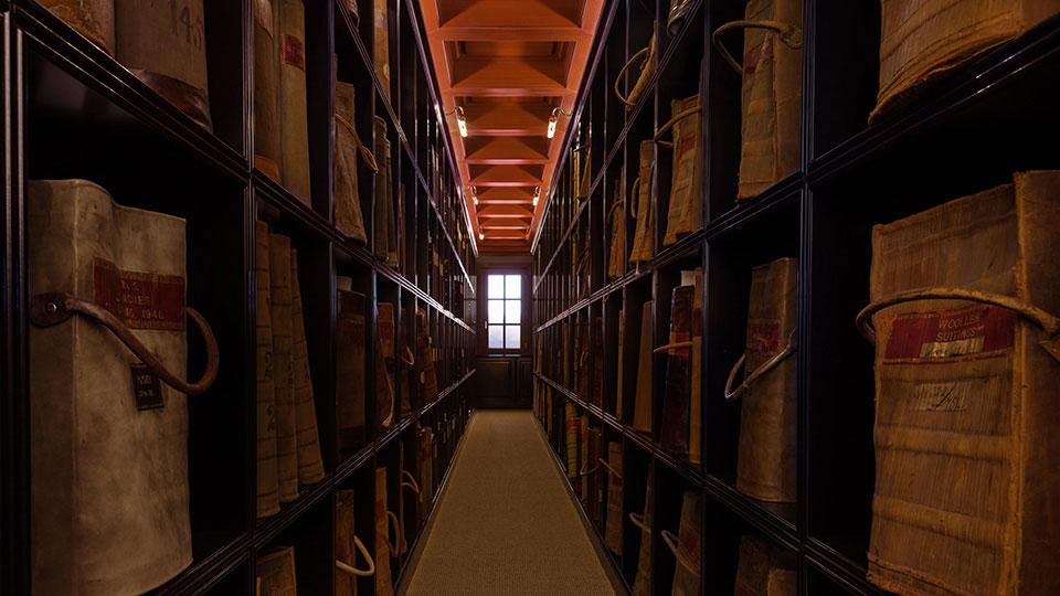 Archivio Tessuti