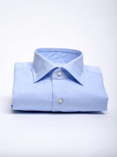 Gherardi camicia celeste
