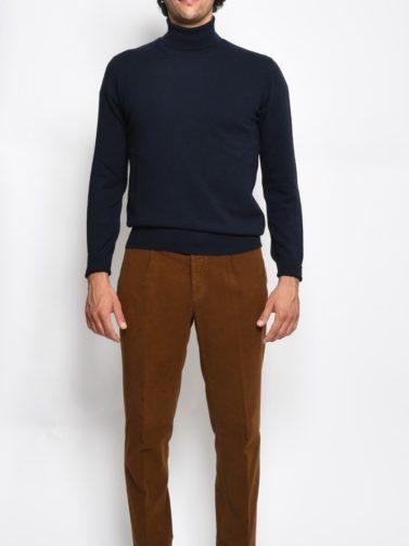 incotex pantalone marrone