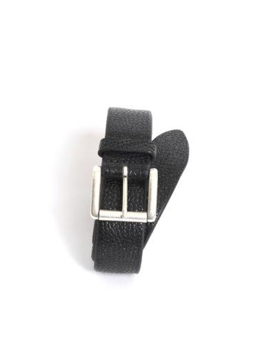 orciani cintura caviar nero