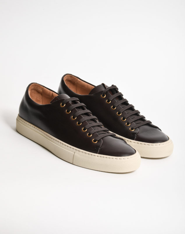 Sneaker Buttero modello Tanino color marrone