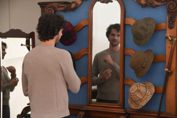 stile uomo personalita specchio