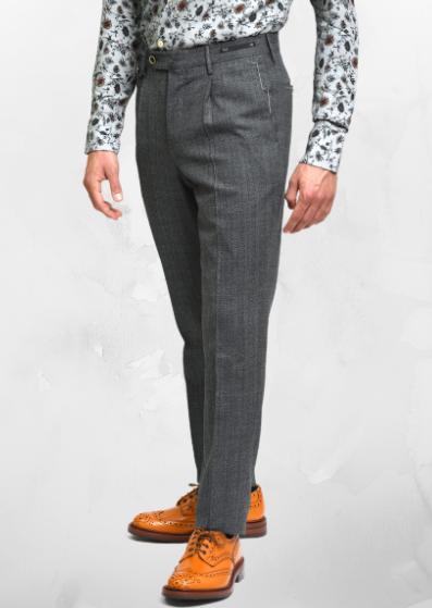 designer fashion 1afee 6c538 Tendenze Autunno-Inverno 2019/2020 moda uomo - EREDI CHIARINI