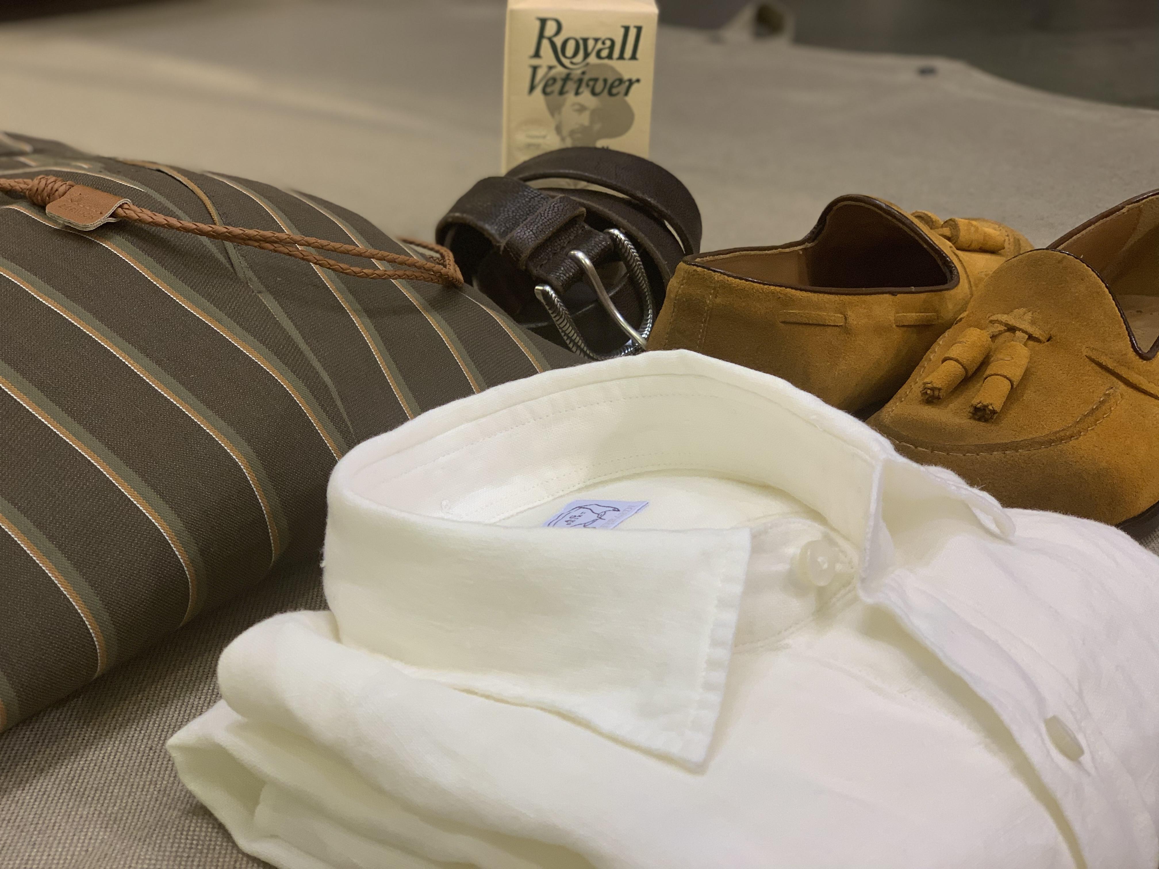 separation shoes eb4ff 5ce47 Lino: arrivata l'estate è tempo di indossarlo - EREDI CHIARINI