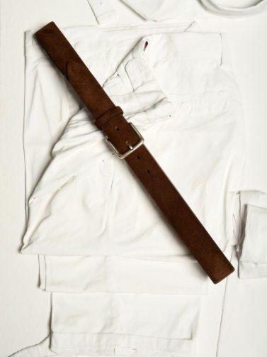 eredi chiarini cintura marrone