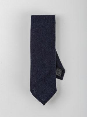 eredi chiarini cravatta navy