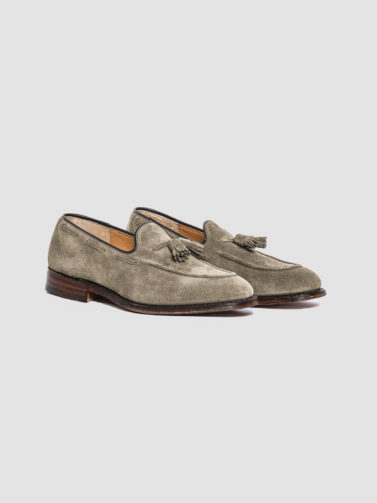 CHURCH'S MOCASSINO KINGSLEY2 GRIGIO