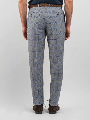 pantalone PT lana fantasia