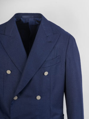 giacca caruso doppio petto
