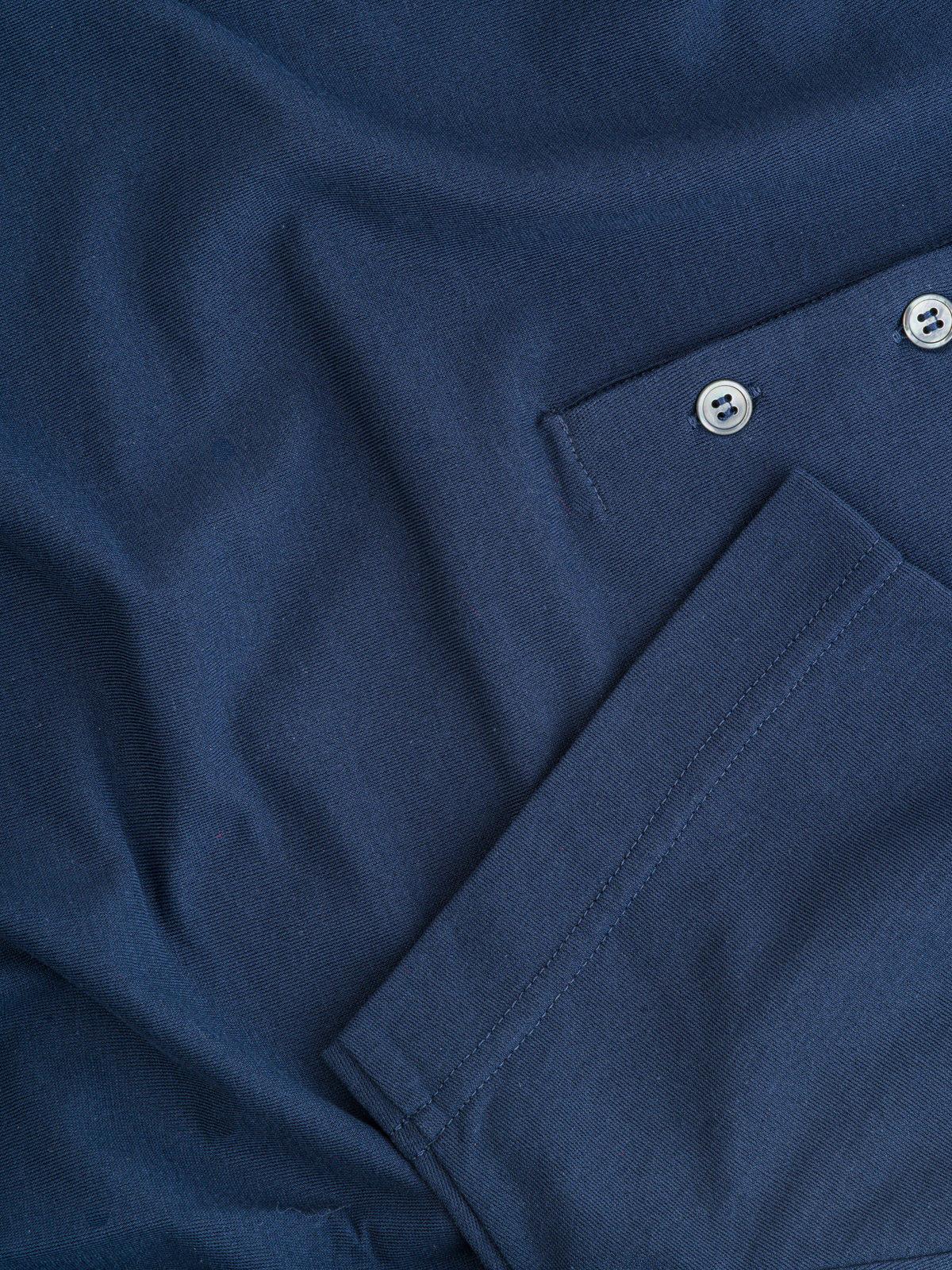 polo zanone ice-cotton blu