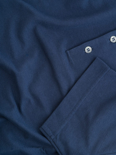polo zanone ice-cotton blu