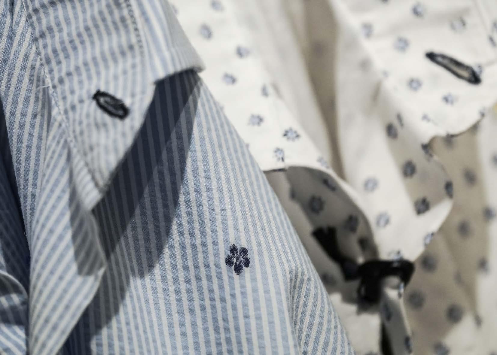 Sonrisa dettagli camicie primavera estate 2020