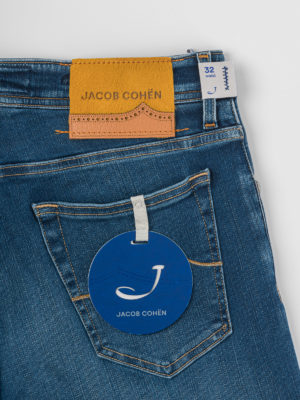 JACOB COHEN DENIM MEDIO