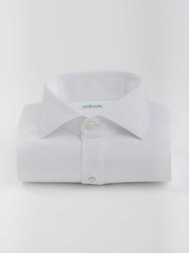 eredi chiarini tech camicia bianca