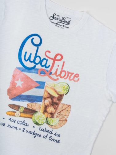 MC2 T-SHIRT CUBA LIBRE
