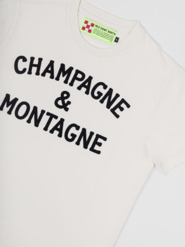 MC2 T-SHIRT CHAMPAGNE