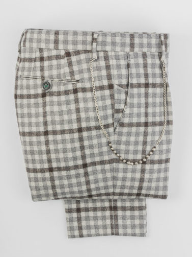 BERWICH MORELLO GREY CHECK
