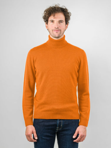 DRUMOHR ACORN TURTLENECK