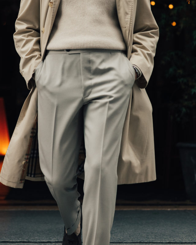 Rota pantaloni corda