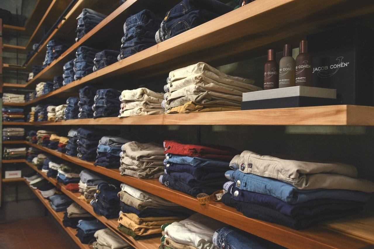 Il negozio Eredi chiarini - vista 2