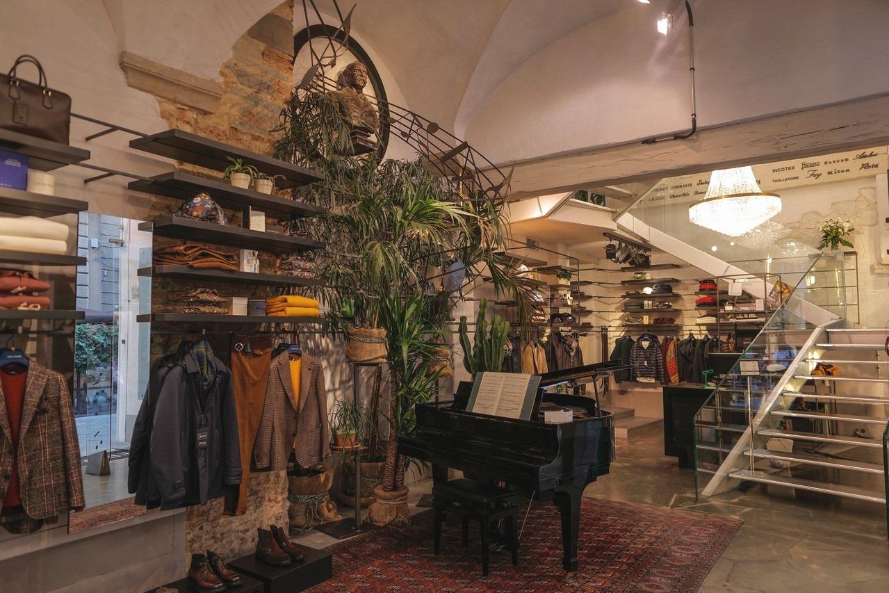 Il negozio Eredi chiarini - vista 3