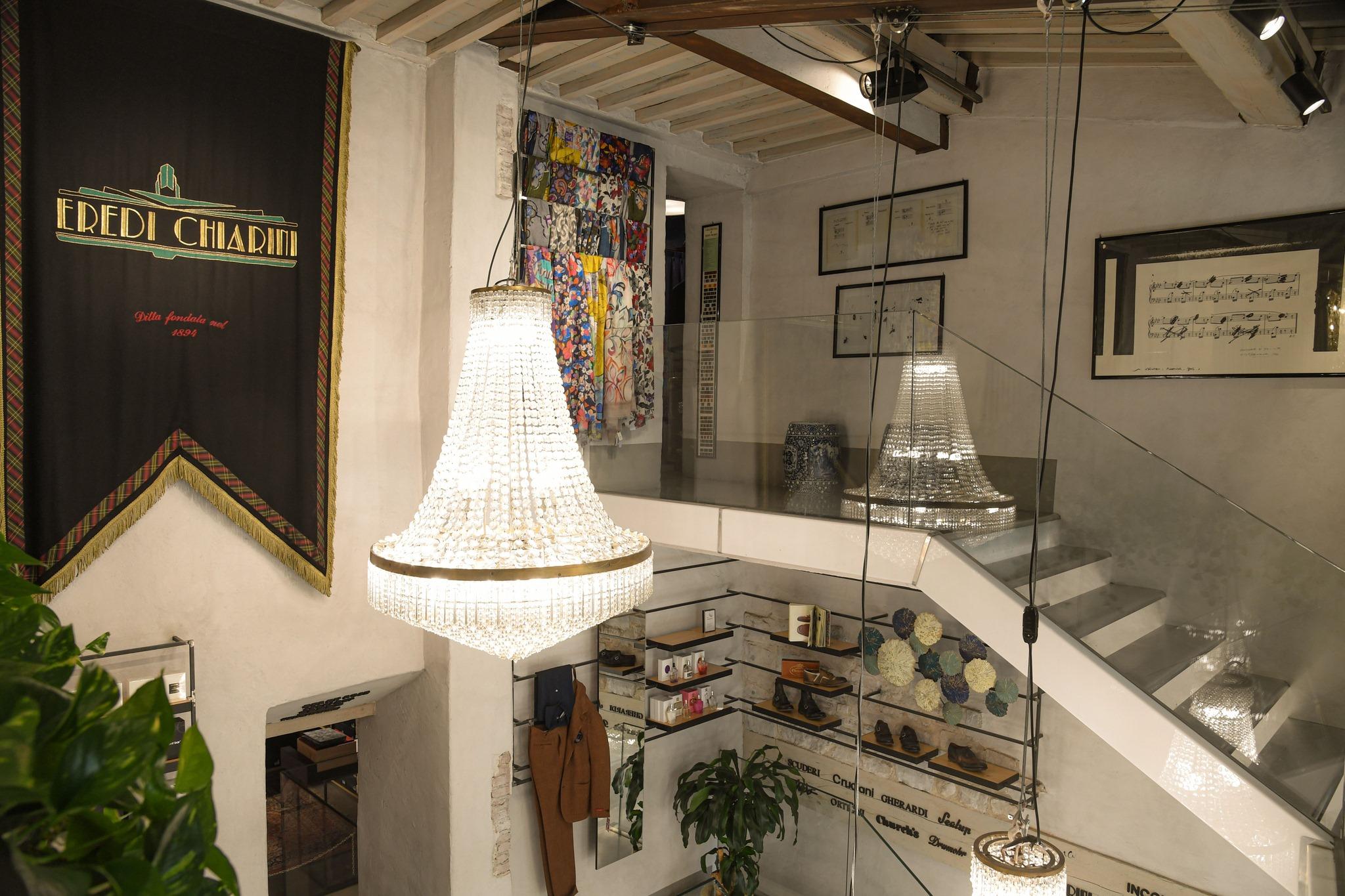 Il negozio Eredi Chiarini - vista 1