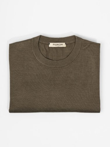 FIORONI FLORENCE BROWN PULLOVER