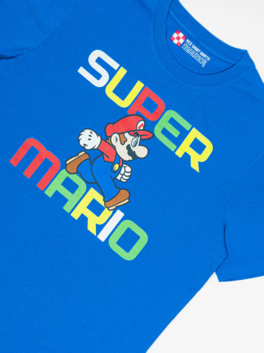 MC2 firenze T-SHIRT MARIO RUN