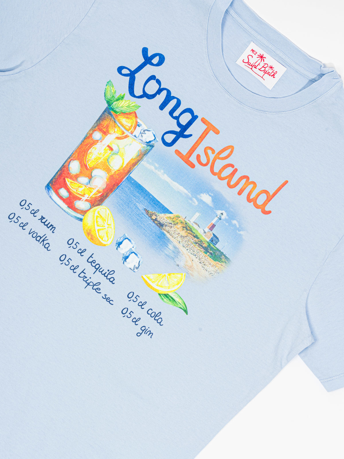MC2 FLORENCE T-SHIRT LONG ISLAND