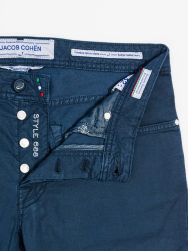 COHEN FLORENCE J688 DRILL NAVY