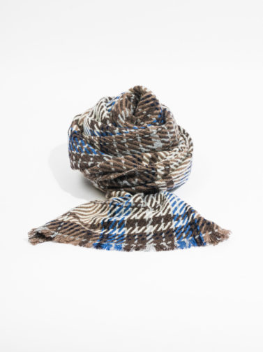 ANDREA'S FLORENCE SCARF CARTER BEIGE
