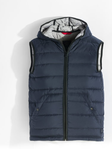 FAY FLORENCE BLUE NAVY GILET