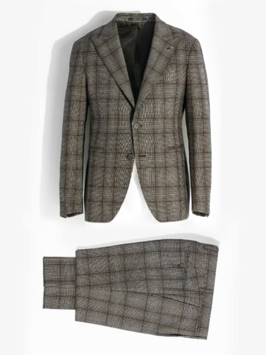 TAGLIATORE FLORENCE BROWN GALLES SUIT